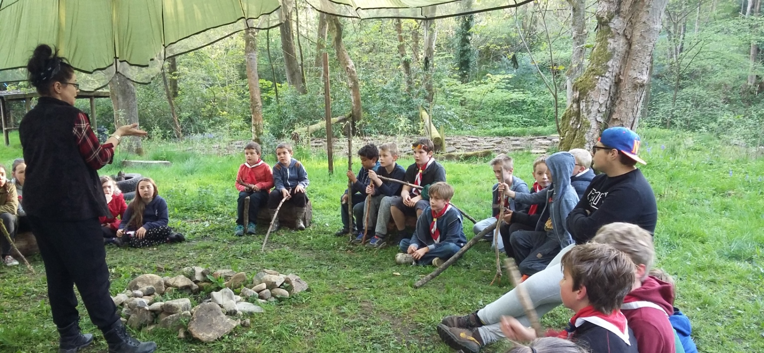 Outdoor Learning main