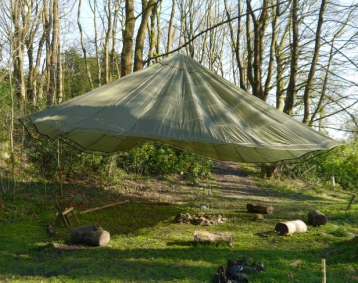 Forest School Canopy